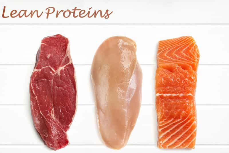 Lean Protein food
